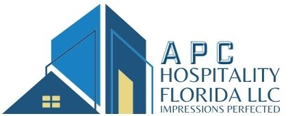 APC Hospitality FL Impressions Perfected Logo